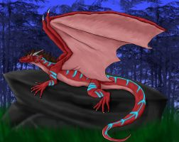 Lucern By The Imperial Dragon by Lucern7