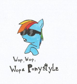 Wopa Ponystyle by Tyreon