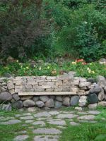 Stone Bench by midnightstouchSTOCK