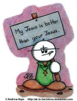 My Jesus by AK-Is-Harmless