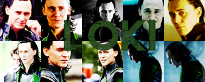 LOKI ICONS by WhilteringAway