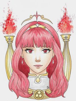 Celica by weareallbullets