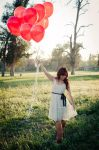 Red Ballons 3 by psychotic-cheshire