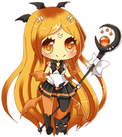 Sailor Pumpkin by Aliyune