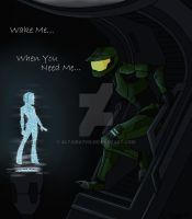 Halo 3 by AltairA7Vn