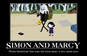 Simon and Marcy Motivational by jswv