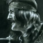 John Bonham, Led Zeppelin by Cynthia-Blair