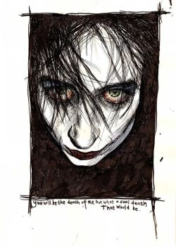 The Sandman by Mad-Margaret