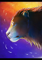 Lion by Klissie