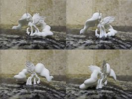 Princess Celestia Figure - 3D Printed Model by MisterAlex