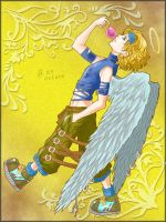 Angel by Autumn-Sacura