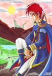 Lord Eliwood of Pherae by InnocentiaSanguinis