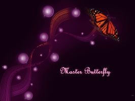 Master Butterfly by chamirra