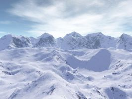 Icy Wasteland - improved by droy333