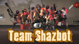 Team Shazbot by Armetron