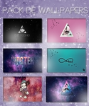 Pack de Wallpapers Hipster by Upinflames12