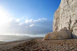 beachy head by FixSmile