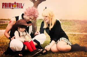 Fairy Tail by lamuchan