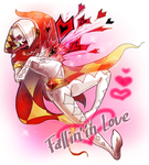 Fallin' in LoveHim by Sui-yumeshima