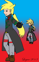 Guardian Trainer Logan by RPD490