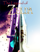 LoZ: Twilight Princess Poster by DarklordIIID