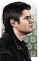 Dean Winchester by AshleighPopplewell