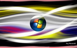 windows vista- energy wave by jaysnanavati