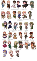 ooc: What my parents think of Hetalia by Ask--femaleFinland