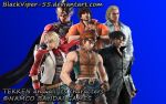 Tekken Groups 3 - Tekken Boyband by BlackViper-55