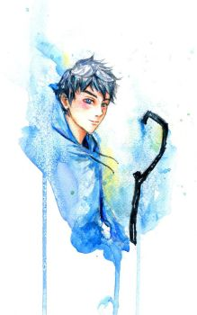Jack Frost by milostudio