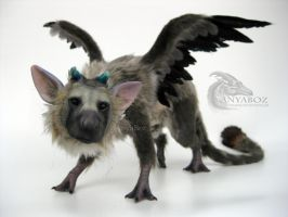 Trico the Last (Room) Guardian by AnyaBoz