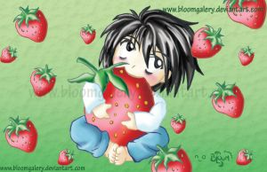 L+fresas by bloomgalery