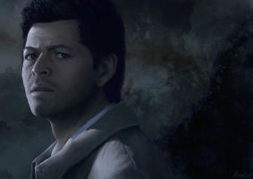 Castiel by Acolet