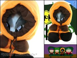 Fella Plushie: Kenny Costume by Netaro