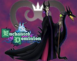 Maleficent of the Enchanted Dominion by ayame133