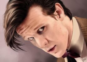 Eleventh Doctor by Apollotheneverender