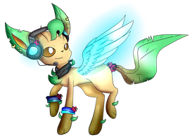 ::Testing:: LeafeonMaster by AngelLightYT