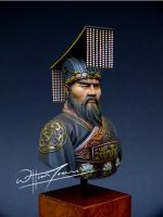 The First Emperor of China - Qin Empire Ying Zheng by Williamtsang