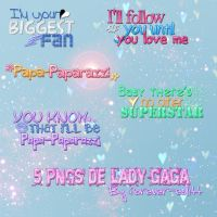 Pngs Lady gaga song by Forever-editt