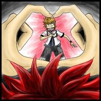 Axel's next love by krystalthewolf