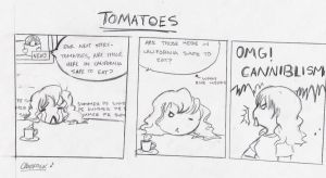 Tomatoes by choirfolk