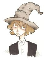 Sorting Hat by Lilhian