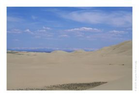 Lost In The Sand Dunes II by Astraea-photography