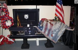 Police Fire Fighter Funeral Memorial Tribute by DamselStock