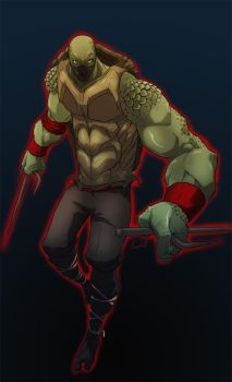 Raph redesign by Dreviator