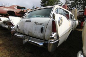 1960 Plymouth Fury wagon by finhead4ever