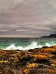 Sea in Vigra by Chriisii