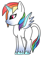 Glare pony ADOPT :CLOSED: by SoulEevee99