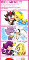 Kiss meme My Sonic couple by Amely14128