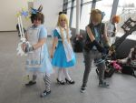 Kingdom Hearts in Wonderland by InvisibleDreams